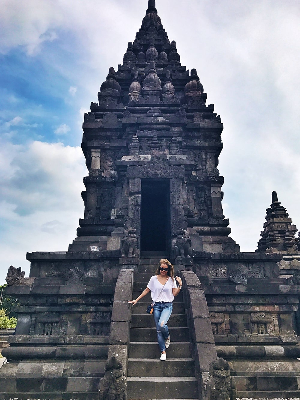 Crystal Phuong- What to do in Yogyakarta- Prambanan temple 2