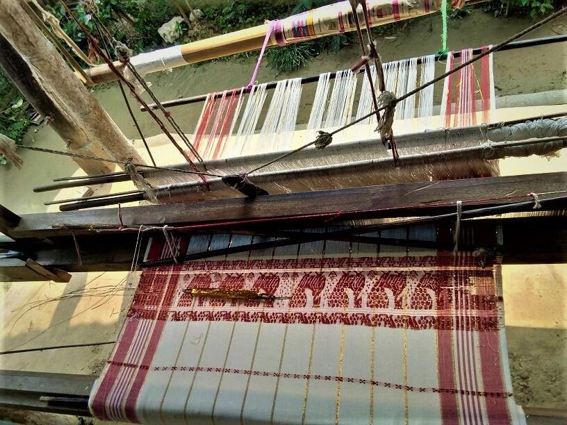 অসমৰ গাঁওৰ ছবি - Village Photo of Assam