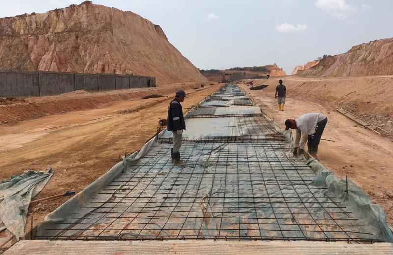 4 Proyek Pembangunan Jalan oleh BP Batam Rampung, 3 Lainnya Akhir November