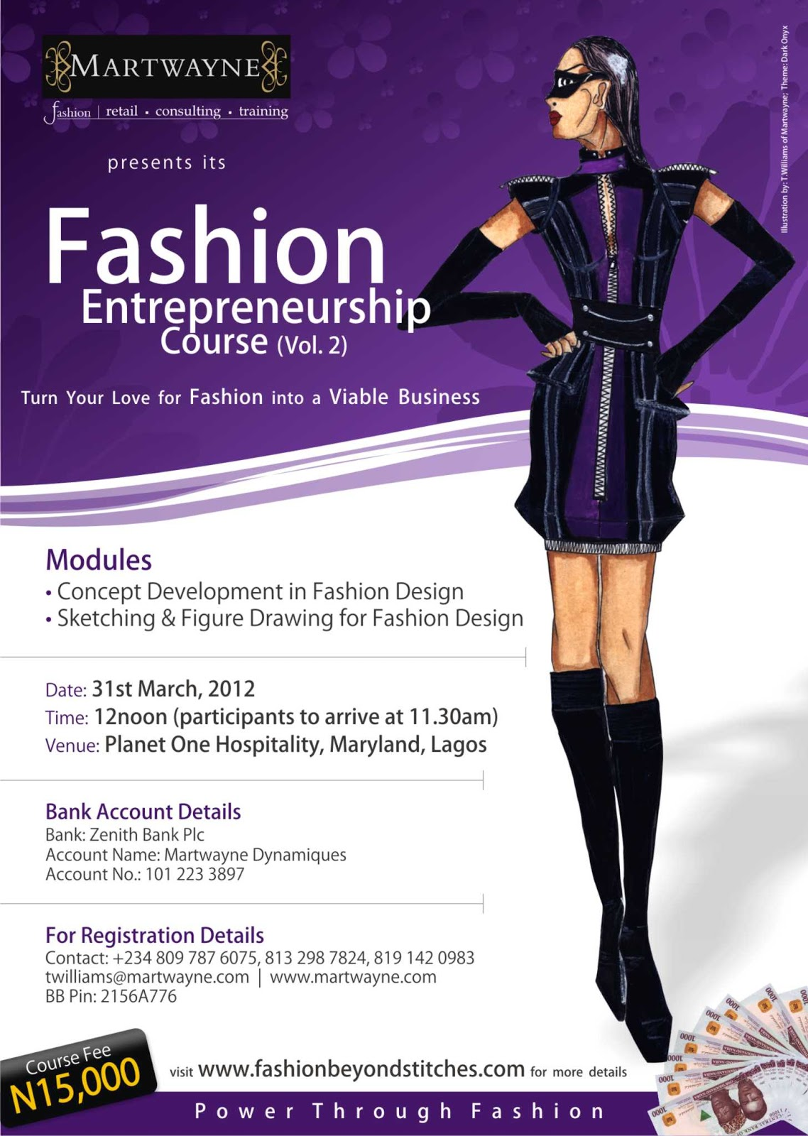 how to become a fashion entrepreneur
