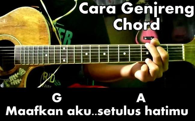 chord st12 cinta tak harus memiliki