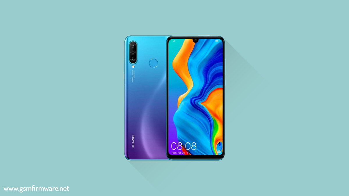 Huawei P30 lite MAR-LX1A Firmware/Stock ROM File