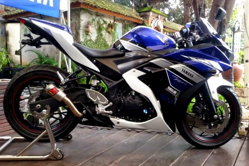 Harga Jual Lihat Yamaha R25 Modifikasi Yamaha Mt 25 R25 Terbaru