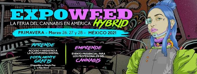 Feria Expoweed Mexico Hybrid Primavera 2021