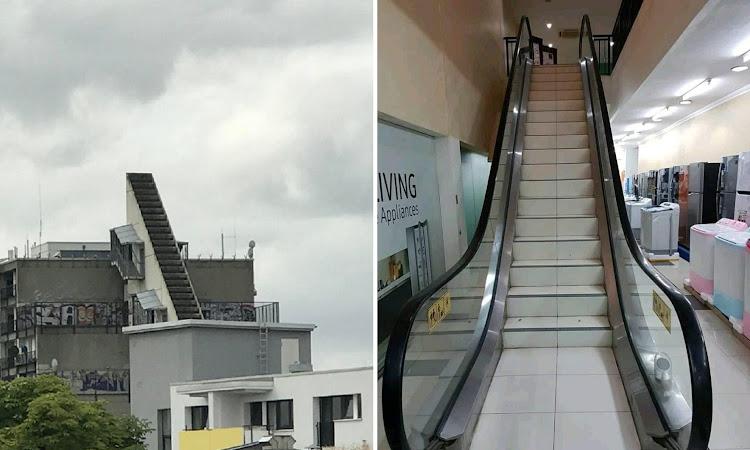 ऐसी मस्त डिज़ाइनदार सीढ़ियाँ आपने पहले नहीं देखी होंगी (10 Funny Pics)