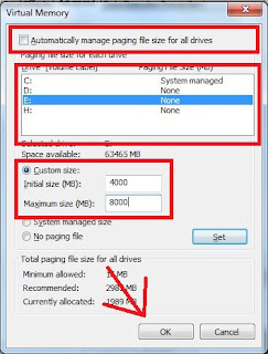 Cara Menambah Ukuran RAM Komputer atau Laptop Tanpa Software