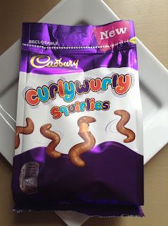 Cadbury Curly Wurly Squirlies