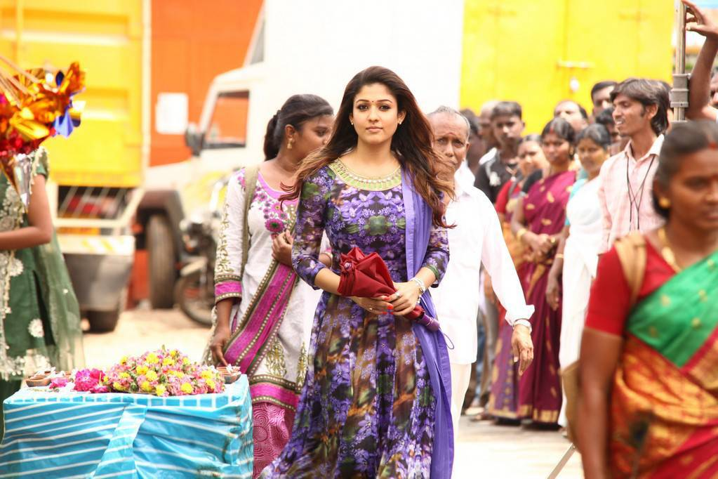 Nayanthara Photos From Good Evening Movie
