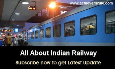 All about Indian Railways - Important Facts and Figures