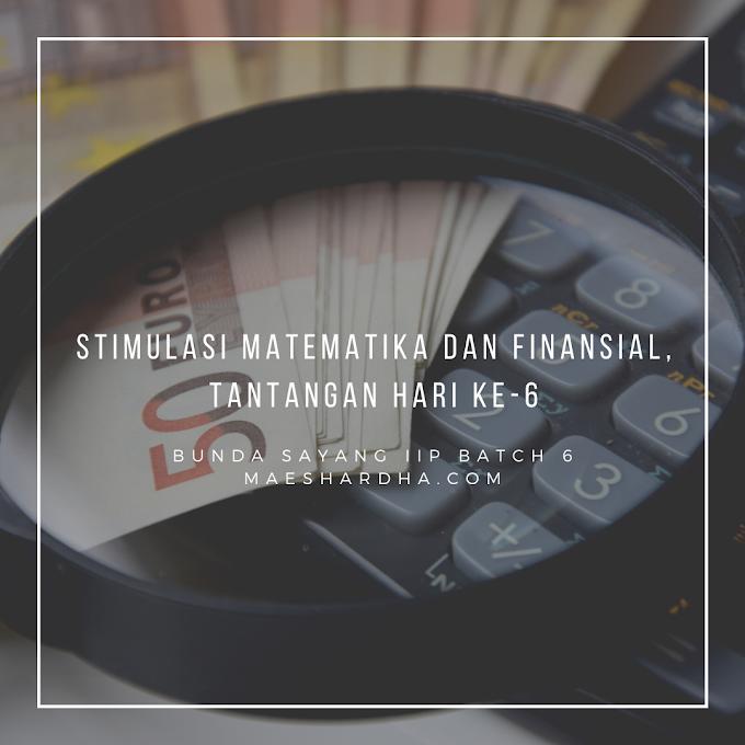 Stimulasi Matematika dan Finansial, Tantangan Hari Ke-6