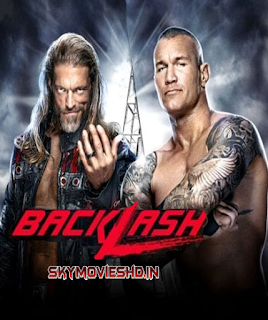 WWE Backlash Live 14th June 2020 PPV WWE Show 480p 720p HDTV