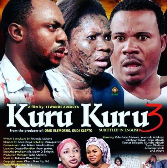 kurukuru yoruba movie part 3