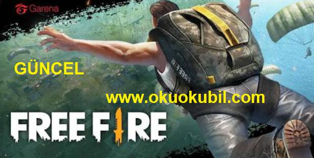 Garena Free FIRE Sınırsız Elmas MOD APK 1.46.0 Geri Tepmesiz Güncel 2020