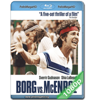 BORG VS. MCENROE (2017) 1080P HD MKV ESPAÑOL LATINO