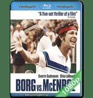BORG VS. MCENROE (2017) 1080P HD MKV ESPAÑOL LATINO