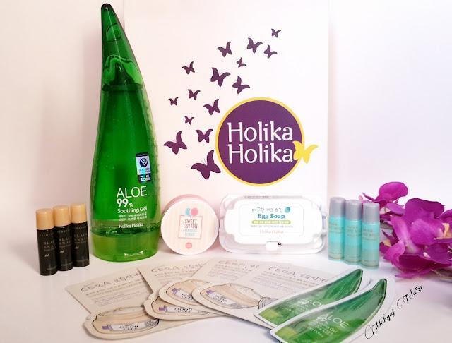 holika holika alışveriş