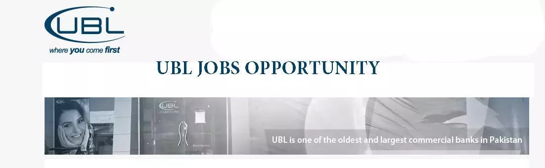 UNITED BANK LIMITED JOBS 2020