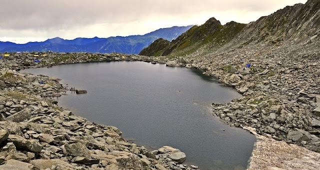 Dehnasar lake barot