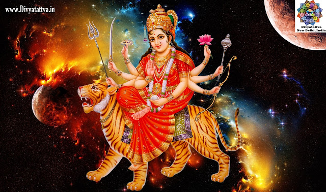 best Navratri Maa Durga Images for Whatsapp , Navaratri DP Profile, festival durga maa HD Wallpapers