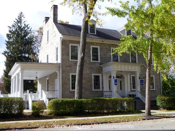 Cummins House, Belvidere, New Jersey