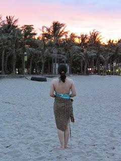 Nha-Trang, biển và em