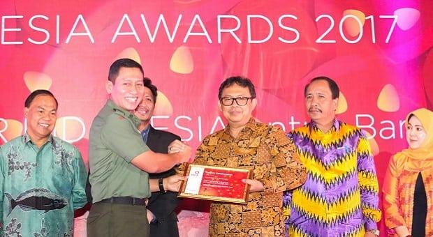 Pemkot Bandung Raih Penghargaan PR Indonesia Awards 2017