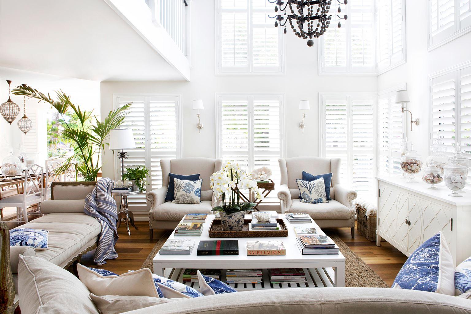 Chic in Blue & White | Coastal Style | Bloglovin\'