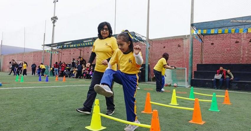 MINEDU inicia programa «Deporte para la vida» para estudiantes con discapacidad, www.minedu.gob.pe