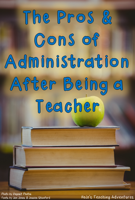 The Pros and Cons of Being a Principal After Being a Teacher