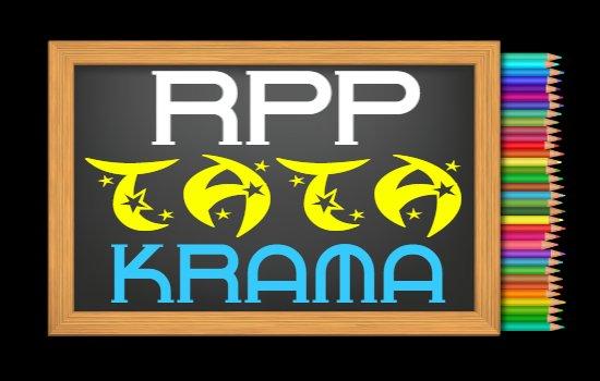 RPP PAI Kelas 9 Semester 2 Tahun 2020/2021, Materi Tata Krama, Sopan Santun, Dan Rasa Malu