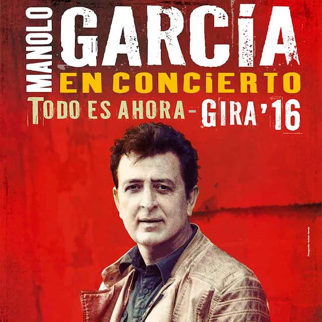 Manolo García. Todo es ahora