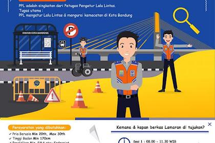 Lowongan Kerja PDKT DISHUB Kota Bandung
