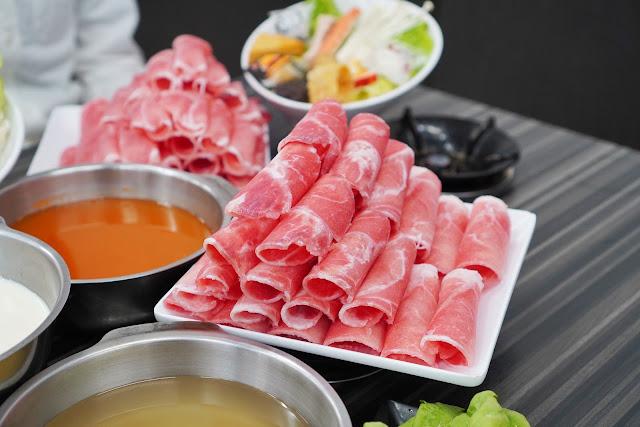台南永康區美食【和之國麻辣鍋】餐點介紹-15盎司肉盤
