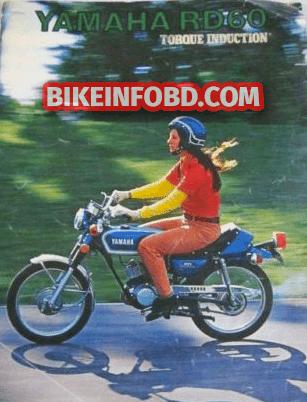 Yamaha RD60 Poster
