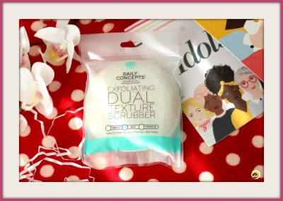 Daily Concepts Exfoliating Dual texture Scrubber, Birchbox March 2020 Review & Unboxing