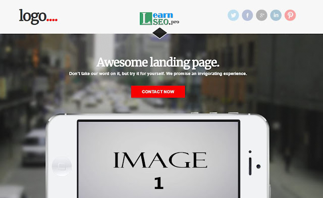 html5 free template