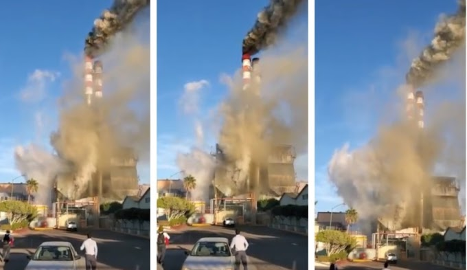 Problems with electricity generator in La Paz? (VIDEO)