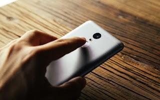 cara mengatasi menu fingerprint yang hilang xiaomi redmi note 3 pro