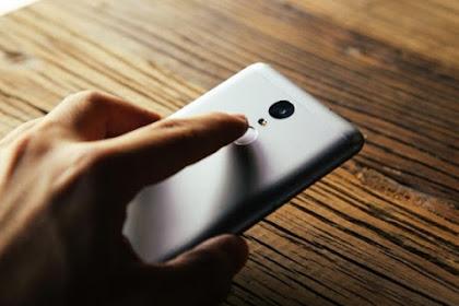 Cara Mengatasi Menu Fingerprint Hilang Di Xiaomi Redmi Note 3 Pro (Kenzo)