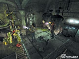 Imagens jogo Obscure 1 Playstation 2 PS2 OBSC 2005 Pt-Br