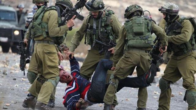 Tortura al estilo israelí: Gritos, bofetadas e inmovilidad forzada