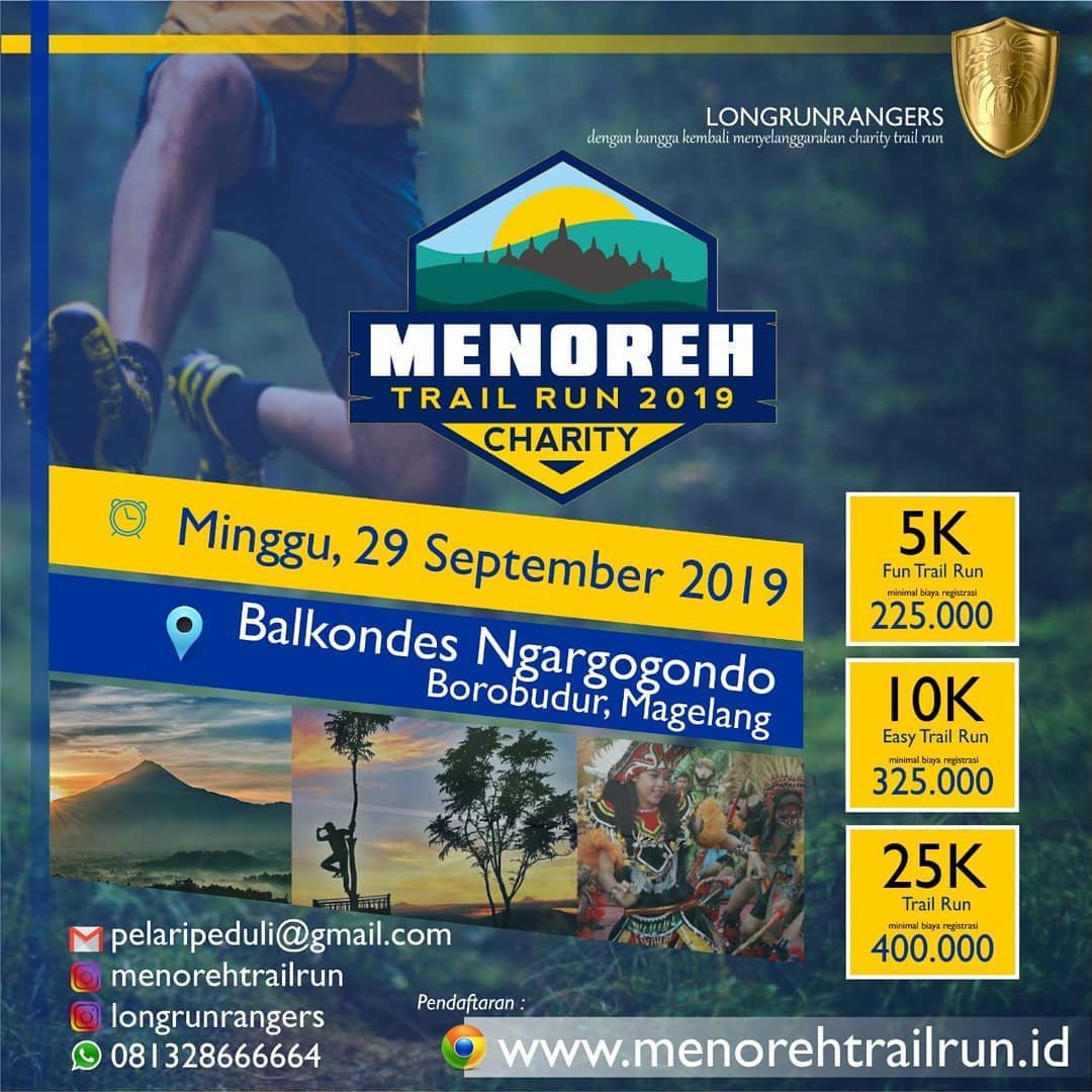 Menoreh Trail Run • 2019