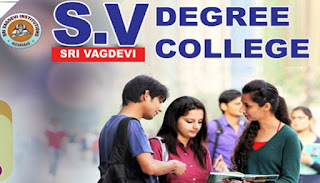 SV Degree College