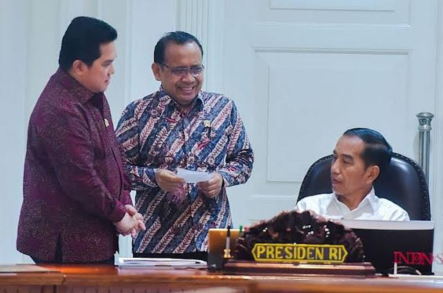 Bersih-bersih BUMN, Arief Poyuono: Erick Sama Saja Buka Boroknya Joko Widodo