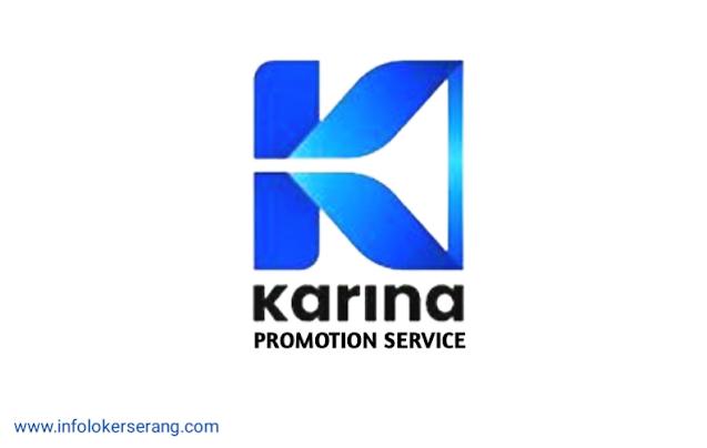 Lowongan Kerja Marchandiser PT. Karina Adhie Nugraha Serang