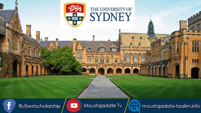 فرصة للطلاب العرب الحصول على منحة لدراسة البكالوريوس والماجستير مقدمة من جامعة سيدني في أستراليا