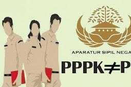 Perbedaan PNS dan PPPK