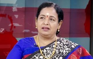Interview with Cr Saaraswathi 31-08-2017 News 7 Tamil