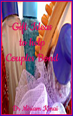 Gift Ideas to Help Couples Bond 2nd Edition is full of suggestions to help strengthen your relationship regardless of whether you have been married for decades or you are newlywed.