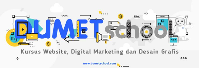 kursus digital marketing dumet school